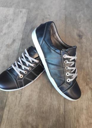 Туфли женские кожаные josef seibel.