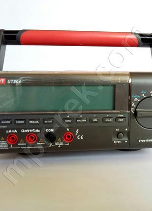 Настольный цифровой мультиметр Uni-T UT804 UTM 1804 (mdr_6373)