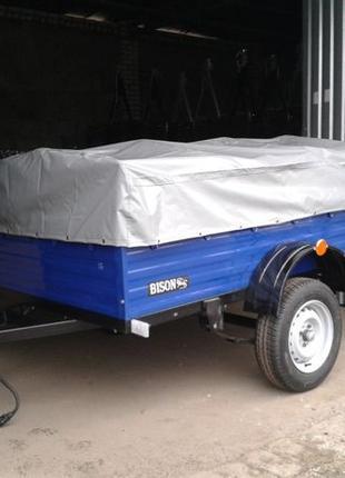 Новый прицеп к легковому авто с завода с доставкой по Украине
