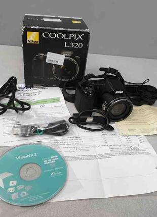 Фотоаппараты Б/У Nikon Coolpix L320
