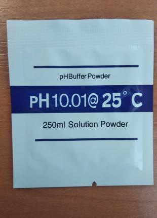 Калибровочный раствор для ph метра - pH 10,01( стандарт-титр )...