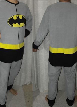 Batman слип кигуруми костюм комиксы
