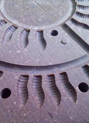 Центробежные диски для изготовления силиконовых приманок