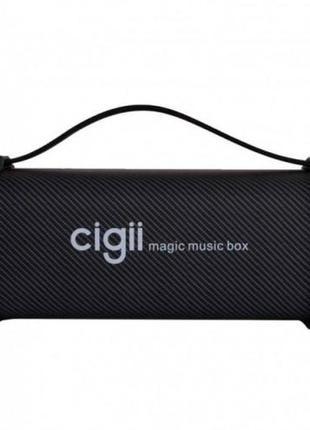 Колонка с Bluetooth Cigii F62D