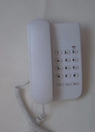 Телефон городской стационарный проводной