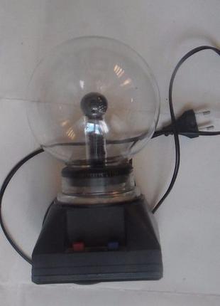 Светильник ночник лампа гадальный шар медитация