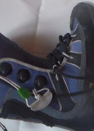 Ботинки сапоги сноуборд snowboard
