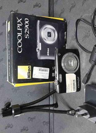 Фотоаппараты Б/У Nikon Coolpix S2900