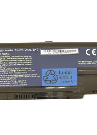 Аккумуляторная батарея для ноутбука Acer AS07B42 Aspire 5315 1...