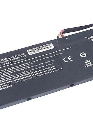 Аккумуляторная батарея для ноутбука Acer AC14A8L Aspire VN7-57...