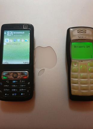 Nokia n73 и 1100 и samsung c210