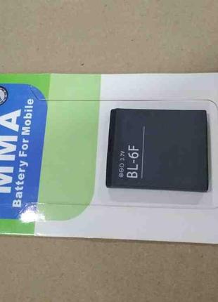 Аккумуляторы к мобильным телефонам Б/У Nokia BL-6F