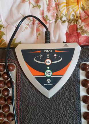 Биомат Нуга Бест nm55 мат коврик турманиевый сахарный диабет