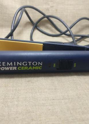 Утюжок для волос выпрямитель remington cs 1001