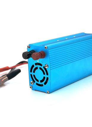 Инвертор напряжения RITAR PIV1200Вт, 12/220 с аппроксимированн...