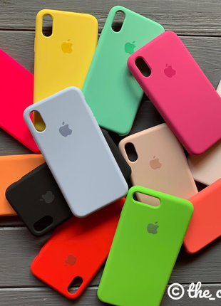 Чехол iphone 6/7+/8/8+/X/Xr/Xs Max/11/11 Pro Max/silicone case
