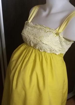 Сарафан для будущих мам размер 38-40 одежда для беременных