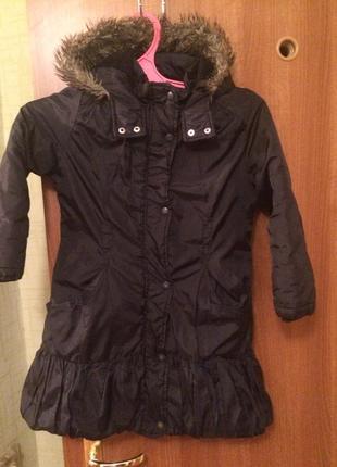 Куртка, зима, внутри мех, monsoon