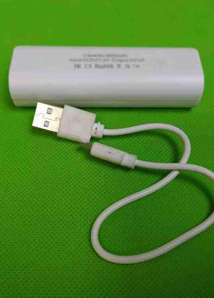 Универсальные внешние аккумуляторы Б/У Power Bank 2600 mAh