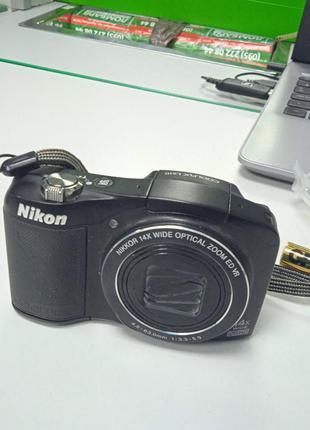 Фотоаппараты Б/У Nikon Coolpix L610