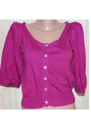 Кофта блузка свитер expedit, италия s/m