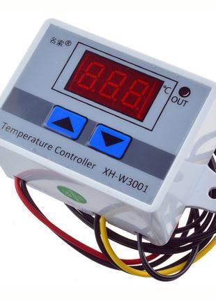 Термореле термостат температурное реле терморегулятор XH-W3001...