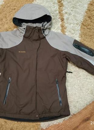 Термо лыжная куртка columbia (еврозима) м-л