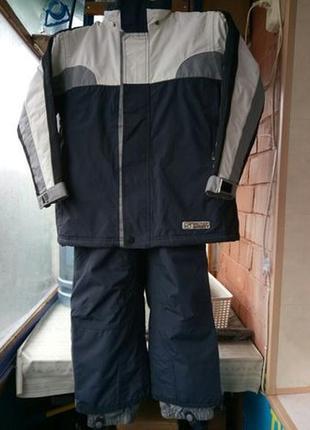 Лыжный костюм, рост 134-140 см