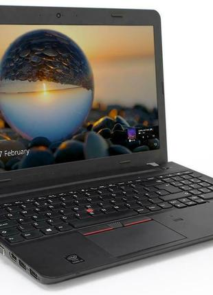 "Ноутбук Lenovo ThinkPad E550 15"" i3 8GB RAM 500GB HDD"