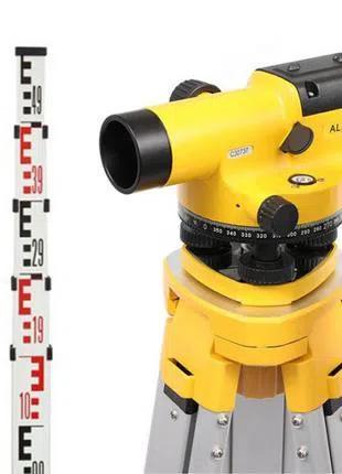 Оптический нивелир Orient AL-32 + штатив + рейка 5 м