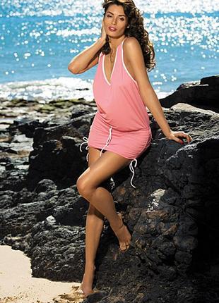 Пляжный костюм платье на бретелях m-313 elsa marko