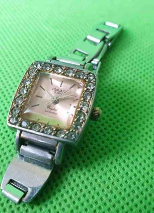 Наручные часы Б/У Omax Crystal Waterproof