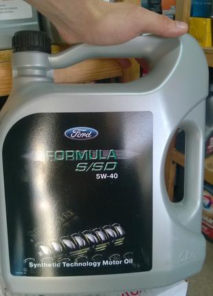 Ford Formula S/SD 5w40 5л Оригинал