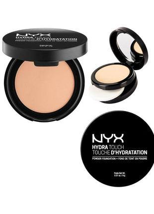 Пудра NYX Professional Makeup Stay Matte But Not Flat Powder F...