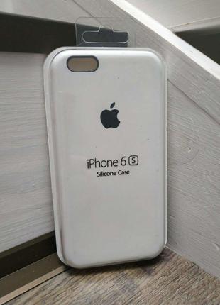 Чехол на iPhone 6/6S Silicone Case