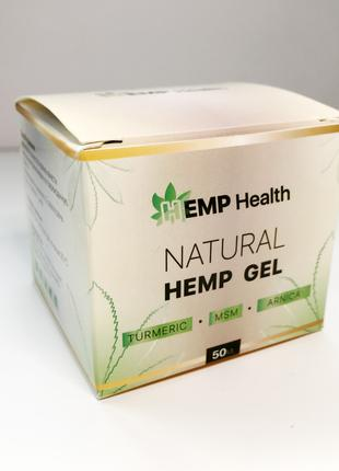 Hemp Gel- крем для здоровья суставов