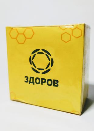 Здоров Крем-воск пчелиный для восстановления суставов 100% нат...