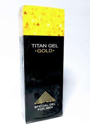 Titan Gel Gold (Титан Гель Голд) - гель для мужчин (Оригинал)
