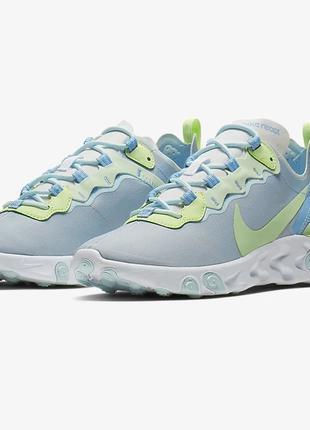 Оригинальные кроссовки Nike React Element 55 женские