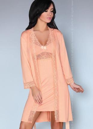Shirleena livia corsetti вискозный комплект домашняя одежда но...