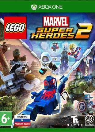 LEGO Marvel Super Heroes 2 (Xbox One, русские субтитры)
