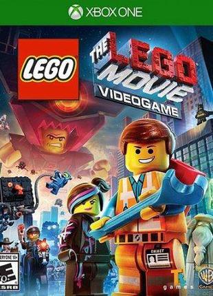 LEGO Movie The Videogame (Xbox One, русские субтитры)