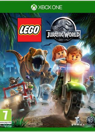 LEGO Jurassic World (Xbox One, русские субтитры)