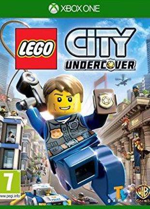 LEGO City Undercover (Xbox One, русская версия)
