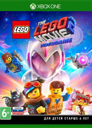 LEGO Movie 2 The Videogame (Xbox One, русские субтитры)