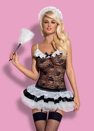 Housemaid obsessive костюм ролевой горничная