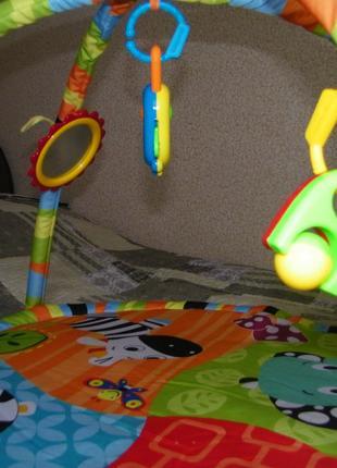 Детский игровой коврик.