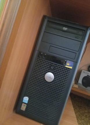 Системный Блок Dell Optiplex GX620