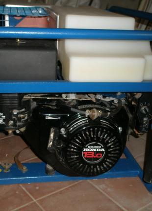 Бензиновый генератор GEKO 6501 ED-AA HHBA (HEBA) 7,5 кВт (Герм...