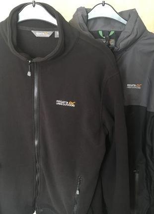 Куртка regatta 3 in 1, вітровка, фліска, куртка